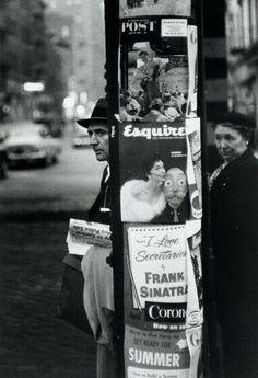 William Klein           :'I Love Secretaries', 1955 (fotografia de calle)