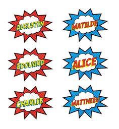 Schweinefilet Archives - Orion - So Superhero Classroom Theme, Classroom Themes, Superman, Logo Batman, Captain America, Coin Couture, Pop Art, Avengers, Mini