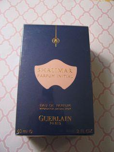 Guerlain Paris Shalimar Initial Eau De Parfum Spray 2 Fl. Oz New Sealed Box Pink #Guerlain