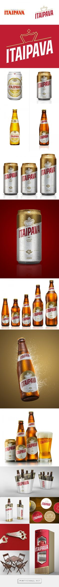 New Logo and Packaging for Itaipava by Futurebrand