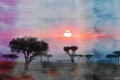 Plains Sunset