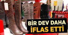 Devriye Haber : Ayakkabı Devi GLR Mağazacılık İflas Etti
