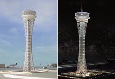hadid, safdie + fuksas compete to design traffic control tower at istanbul new airport