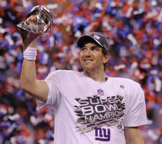 Eli Manning- a native of Oxford, MS