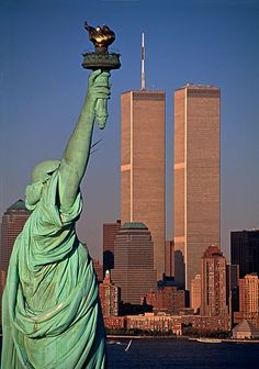 NYC, Twin Towers I will NEVER forget
