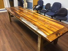 Outdoor Furniture, Outdoor Decor, New Homes, Barn, Dining Table, Rustic, Home Decor, Country Primitive, Converted Barn