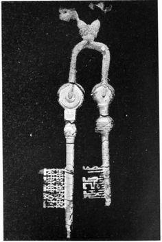 Old Keys (Seville Cathedral)