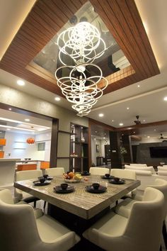 best 25 clinic interior design ideas on Dining Table Design, Dining Decor, Modern Dining Table, Dinning Table, Ceiling Design Living Room, False Ceiling Design, Office Ceiling Design, Wooden Ceiling Design, Clinic Interior Design