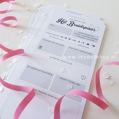 Bruiloft invulkaarten bruiloft, wedding, trouwen, invulkaarten, fill in cards, gastenboek, guest cards, receptiekaarten, reception cards, wedding stationery, bruid, bride, bruidspaar, wedding couple, bruid en bruidegom, bride and groom, bride to be, bruiloft inspiratie, wedding inspiration, bruiloft invulkaarten, bruid en bruidegom invulkaarten, gastenboek kaarten, guestbook cards, gastenboek inspiratie, guestbook inspiration, invulkaarten systeem, letterpress, foilpress, letterpress…