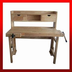 Rubberwood Workbench (WB09) Fold-able.