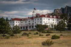 "Stanley Hotel - of ""The Shining"" fame"