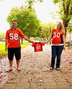 Denver broncos maternity. If you wish to marry or impregnate me you will recreate this photo with me for pregnancy announcements