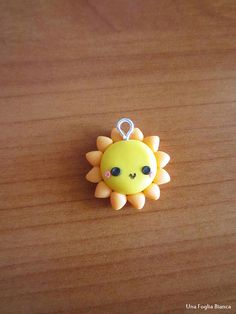 Polymer Clay Kawaii, Polymer Clay Charms, Handmade Polymer Clay, Polymer Clay Jewelry, Polymer Clay Projects, Diy Clay, Clay Crafts For Kids, Clay Baby, Cute Clay