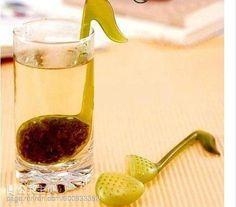 超酷生活小发明 创意真好      tea diffuser