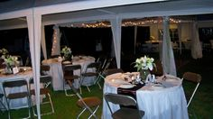 Budget outdoor wedding came out very elegent