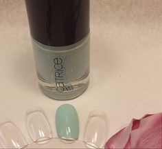 "alldaysDesigner Blog: CATRICE NAGELLACK ""YOU R ON MY MINT"""
