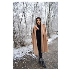 Winter walk Little Land, Symbols Of Freedom, Winter Walk, Swallows, Sailor, Duster Coat, The Past, Raincoat, How To Wear
