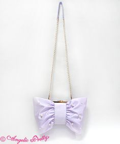 Angelic Pretty Partyリボンバッグ