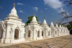 Kuthodaw Pagoda And The World's Largest Book   Amusing Planet