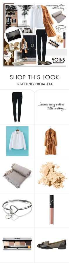 """""""Shop - Yoins"""" by melissa-de-souza ❤ liked on Polyvore featuring Bobbi Brown Cosmetics, NARS Cosmetics, Warehouse, women's clothing, women's fashion, women, female, woman, misses and juniors"""