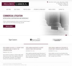 Law Firm Web Design, Attorneys | PaperStreet