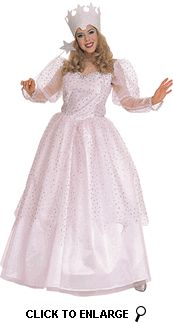 Glinda Costume - Adult
