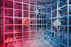 Edward Granger's vibrant Hermès windows act as an extension of the urban landscape - News - Frameweb