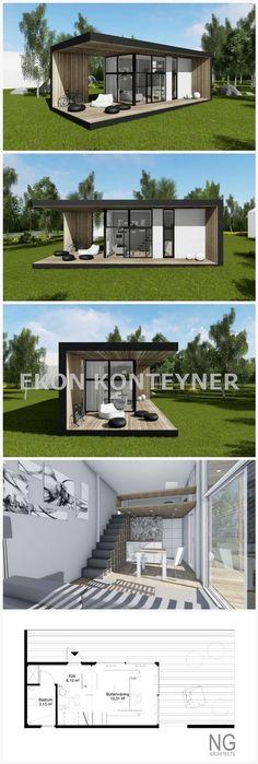 Özel Tasarım Konteyner | Ekon Konteyner
