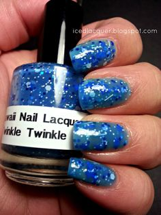 Kawaii Nail Lacquer Twinkle Twinkle