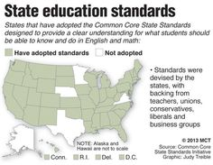 Common Core Standards, a commitment to educational excellence  Read more here: http://www.bradenton.com/2013/06/16/4568637/common-core-standards-a-commitment.html#storylink=cpy