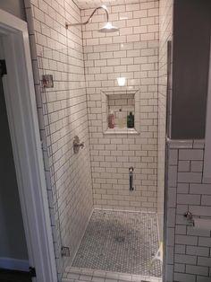 Subway Tile Bath Design, Pictures, Remodel, Decor and Ideas