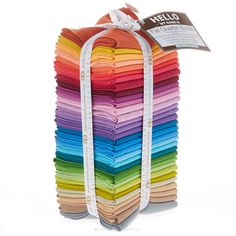 Kona Cotton New Colors 2014 Fat Quarter Bundle - Studio RK - Robert Kaufman