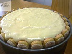 ΤΙΡΑΜΙΣΟΥ (ΤΟ ΑΥΘΕΝΤΙΚΟ) – Koykoycook Baklava Recipe, Food And Drink, Cooking Recipes, Pie, Cheesecakes, Sweet, Desserts, Cupcakes, Gourmet