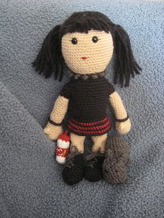 Abby from NCIS knit pattern ~ I want my daughter to make me this! #NCIS