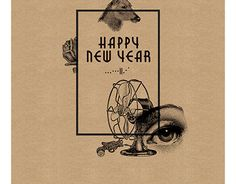 "Check out new work on my @Behance portfolio: ""The card&happy new year"" http://be.net/gallery/48071561/The-card-happy-new-year"