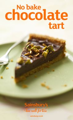 This no bake chocolate tart is as easy as it sounds, and tastes as delicious as it looks. It takes just 20 minutes to prepare, make it the night before Valentine's Day, leave in the fridge overnight, et voila, date night dessert it served.