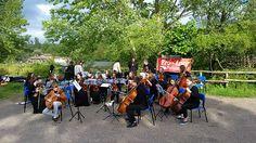 Cinquew News: La Wieniawski String Orchestra incanta Paliano, gr...