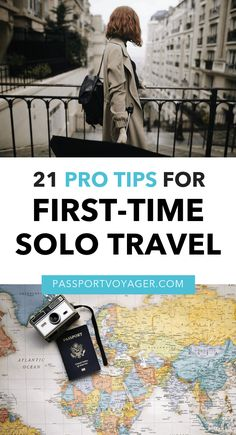 travel alone Traveling alone for the first time can be both exhilarating and terrifying. These tips from solo travel experts will make your trip much safer and more fun! alone Traveling Alone For The First Time: 21 Pro Tips For Solo Travel Newbies Solo Travel Tips, Travel Advice, Travel Guides, Travel Channel, Travel Hacks, Travel Packing, Travel Gadgets, Travel Info, Travel Deals