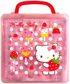 Sanrio Hello Kitty Sweets Boxed Stationery Set
