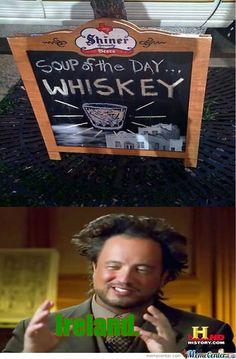 Funny Irish Memes, Irish Jokes, Funny Memes, Funny Quotes, American Meme, Irish American, American Art, American History, Native American Symbols