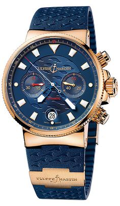 Discover a large selection of Ulysse Nardin Blue Seal watches on - the worldwide marketplace for luxury watches. Compare all Ulysse Nardin Blue Seal watches ✓ Buy safely & securely ✓ Men's Watches, Dream Watches, Fine Watches, Sport Watches, Cool Watches, Fashion Watches, Panerai Watches, Le Locle, Herren Chronograph