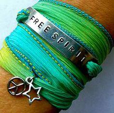 ☮ American Hippie Bohéme ☮ Green Boho ☮