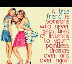 Love my friends Anne To all of my BFF, and I do not get tired in listening to yours. Broken Friendship Quotes, Quotes Distance Friendship, Happy Friendship, Friendship Cake, Friendship Thoughts, Friendship Status, Friend Friendship, Motivacional Quotes, Life Quotes Love