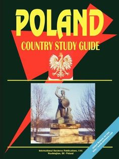 Poland Country Study Guide (World Country Study Guide Library) by Ibp Usa. $109.46. Series - World Country Study Guide Library. Publication: January 1, 2009. Publisher: International Business Publications, USA; 4 Stg edition (January 1, 2009). Poland Country Study Guide                                                         Show more                               Show less. Save 27% Off!