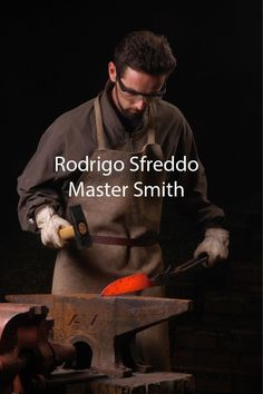 Video of the construction of the 2016 ABS International Master Smith Knife of the Year by Rodrigo Sfreddo, MS