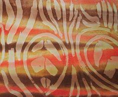 Aula Técnica Devoreé- Avançado  [C-209]R$5.00      Clique para ampliar e ver mais fotos  Curso de Pintura em Seda  Use sua imaginação, criando seu próprio desenho no veludo.