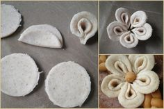 Decorating Bread for the Holidays ( Russian Web Site)