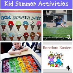 12 Best Summer Activities for Kids @Kelli Weaver you should do this with the kids!!!!
