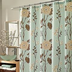 modern curtain fabric blues - Google Search