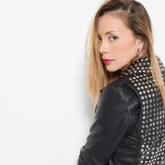 土屋アンナが手がける大人のための新ブランドアクトガールズがデビュー Fashion News, Anna, Product Launch, Leather Jacket, Fire, My Favorite Things, Artist, Model, Beauty